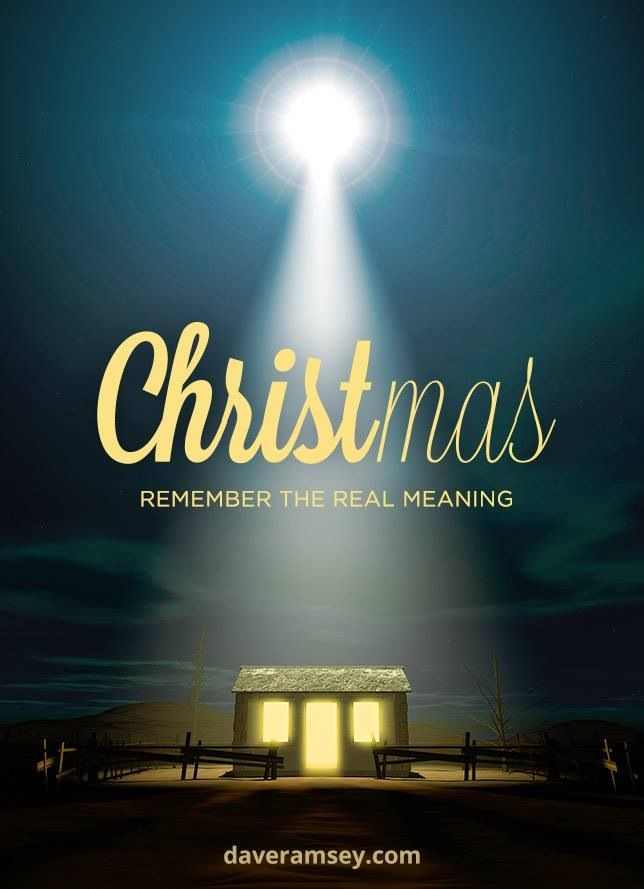 Remembering the Reason for the Christmas Season