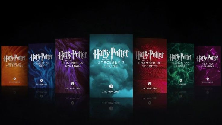 Harry Potter books come to Apple in exclusive digitally enhanced editions