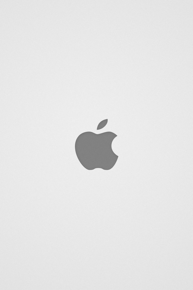 iphone white screen with apple logo apple logo suits white iphone 5 iphone 5 wallpapers 19368
