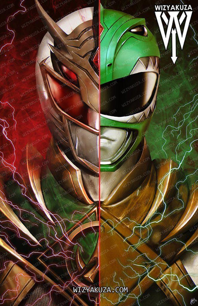 Alternate Evil Split | Power rangers fan art, Power rangers art, Green  power ranger