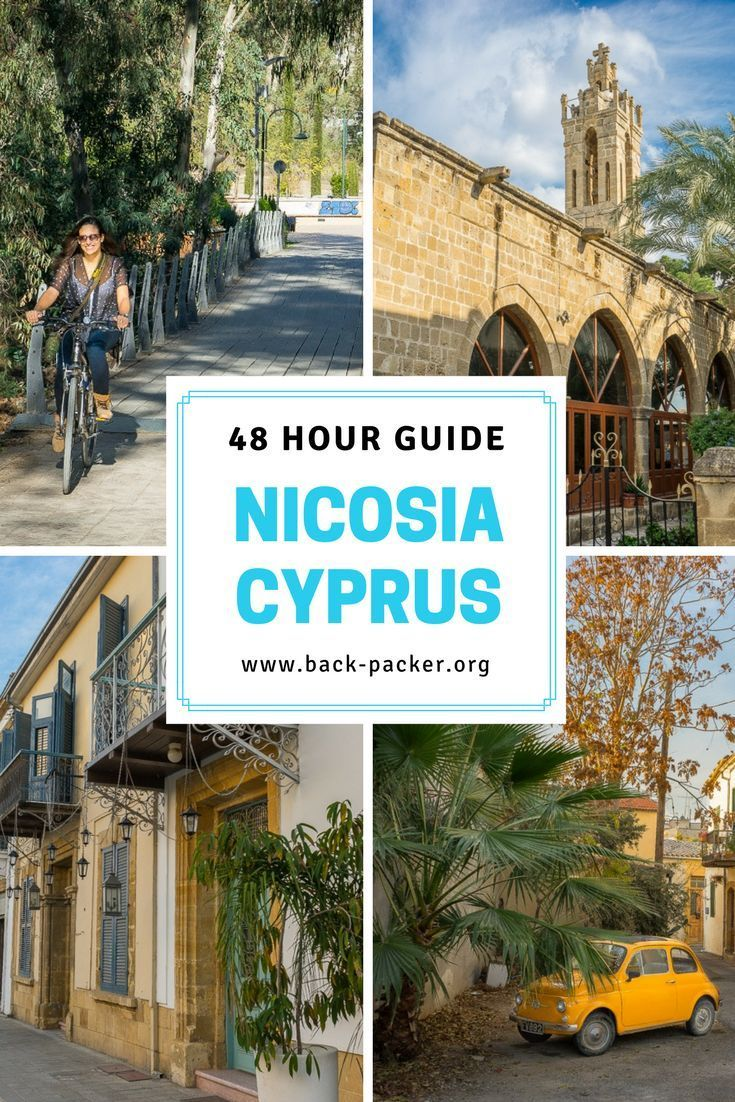 Things To Do In Nicosia Cyprus My 48h Guide Europe Travel