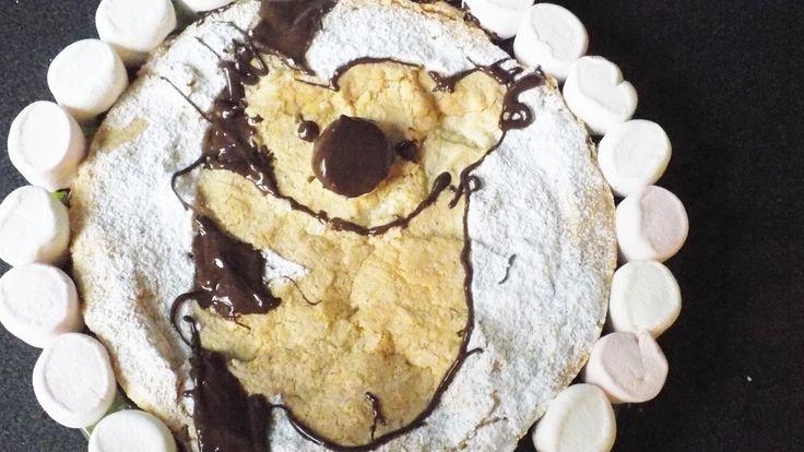 Faire un gâteau koala