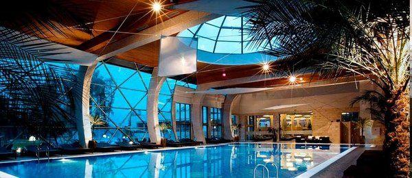 Ezek hazánk legszebb és legjobb wellness hotelei a Gaullt & Millau értékelése alapján.