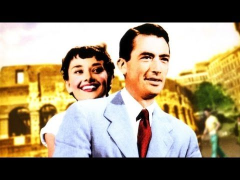 Roman Holiday - Comedy Movies Hollywood Full HD [1080p] - YouTube