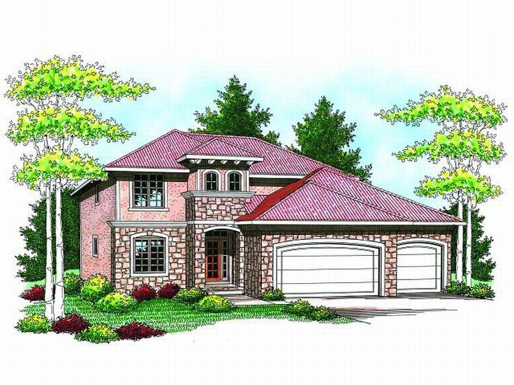 Finding Perfect Tuscan House Plans House Plans And Home