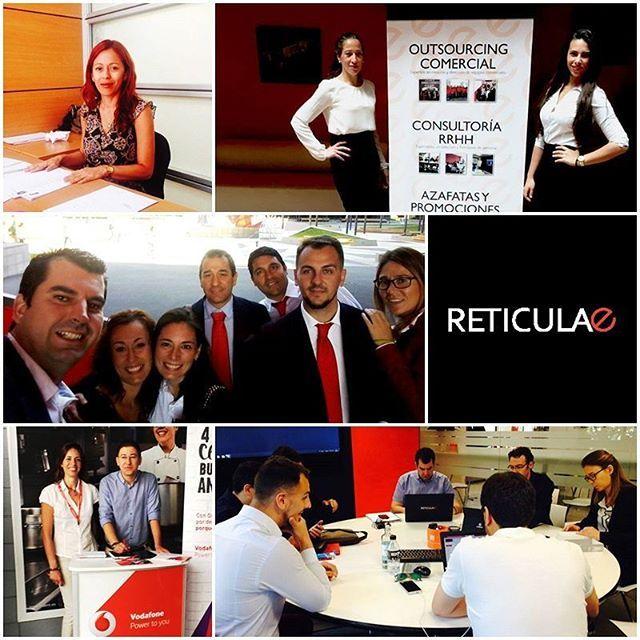 Cada mañana, cientos de #reticulines se despiertan dispuestos a dejarse la piel para disparar las #ventas de nuestros clientes ¡Y hoy no va a ser menos! #FelicesVentas #promociones #azafatas #rrhh #recursoshumanos #taskforce #fieldmarketing #consultoria #madrid #barcelona #galicia #asturias #sevilla #almeria #estiloreticulae