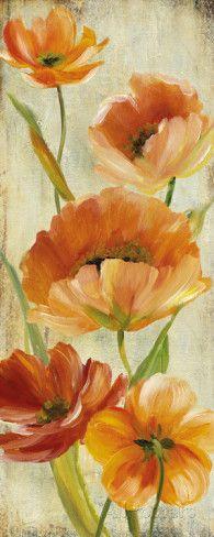 Flower Dance I Carol Robinson