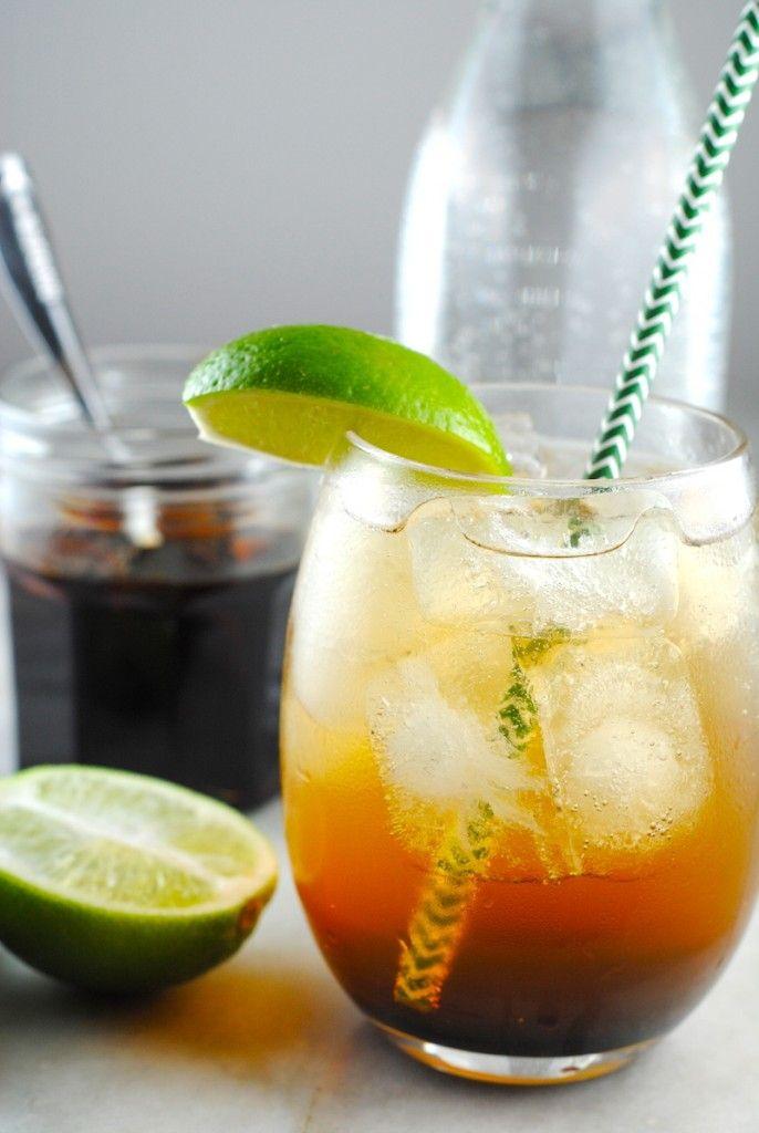 The Blenderist   Coconut Ginger Soda   http://theblenderist.com