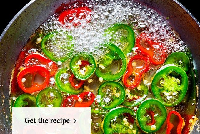 Candied Jalapeno - check out all the ways you can use it.