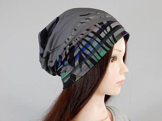 Summer slouchy reversible beanie hat women hipster beanie