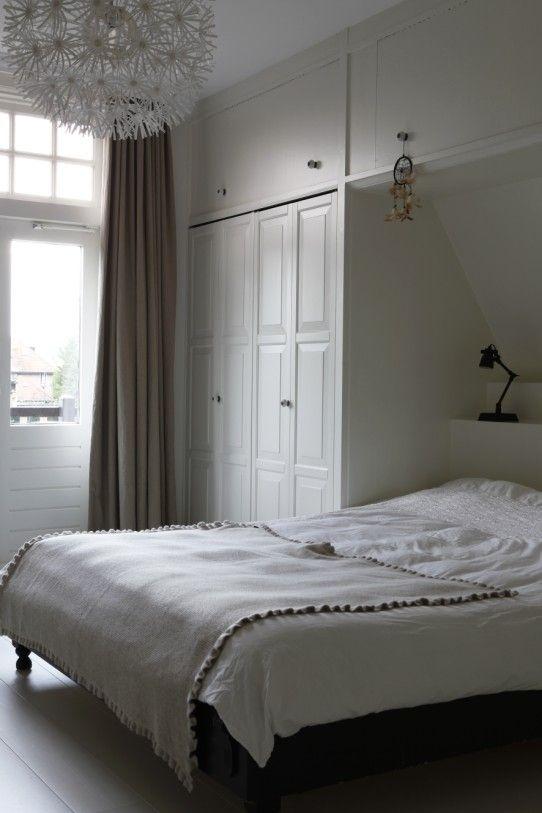17 beste idee n over kast oplossingen op pinterest het organiseren van dressoirlades - Volwassen slaapkamer idee ...