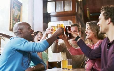 Grab a friend (or 10) and head to Four Points Toronto Airport for our Best Brews program.