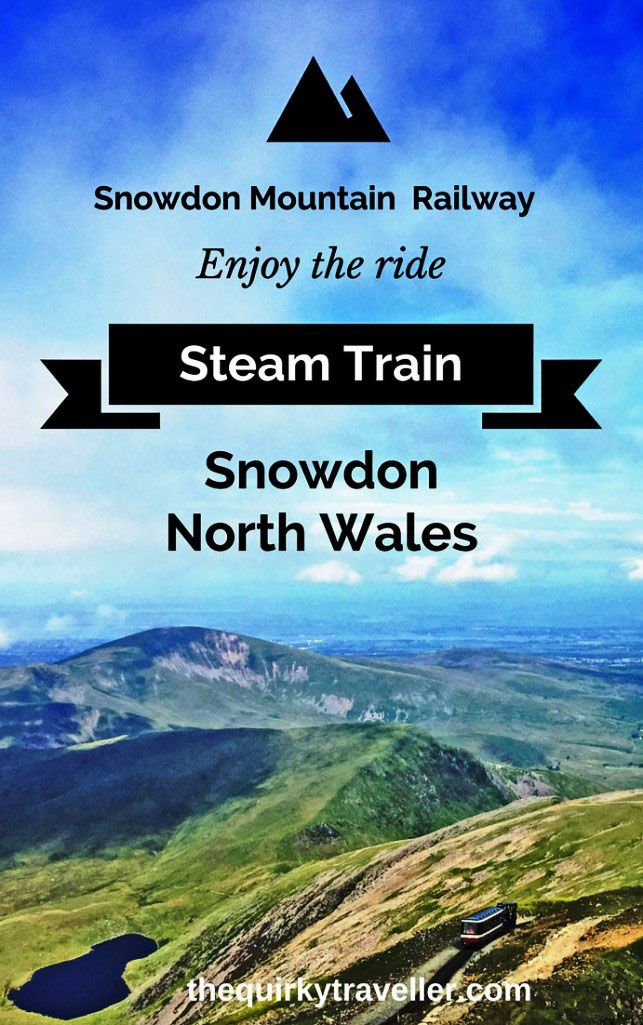 Snowdon Mountain Railway in North Wales | The Quirky Traveller