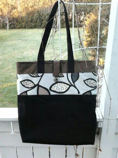 Made a bag to Mom.