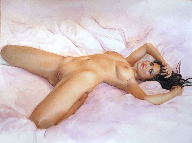 fine art sensitive erotic nude
