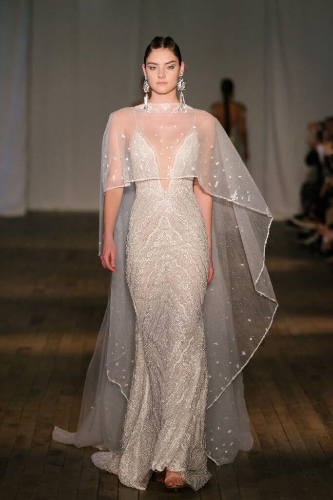 60ce1e425 Tendência vestido de noiva 2018 e 2019 - Vestido Berta | Vestidos de ...