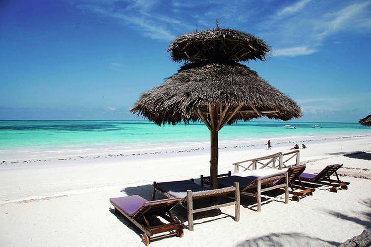 Tropische stranden Tanzania