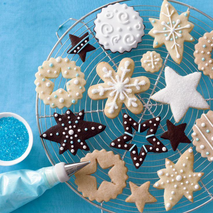 Christmas Cookies 4 Ways | MyRecipes
