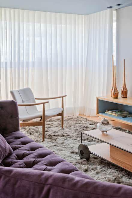 Sala de EStar: Salas de estar modernas por Simples Arquitetura-Natália Botelho e Paola Corteletti