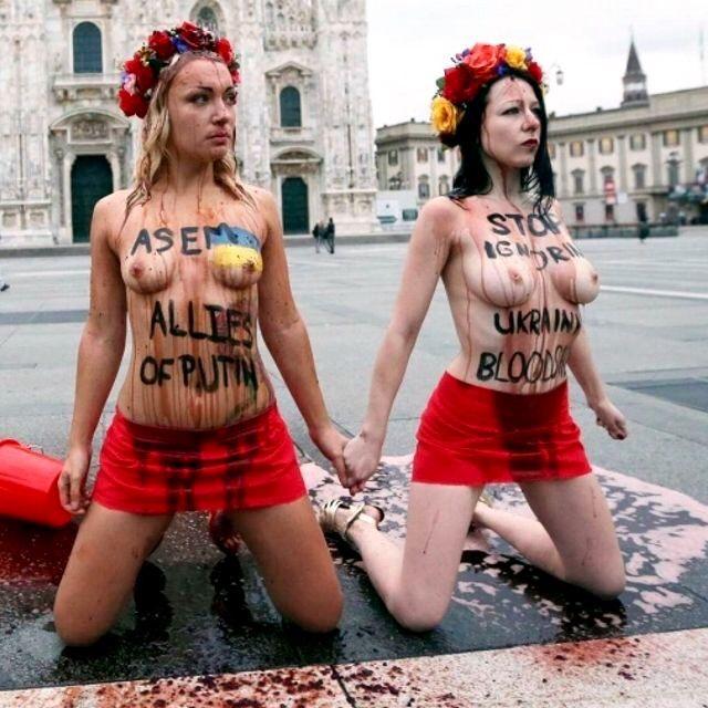 Ukrainian Woman Remain 15