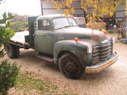 Old Trucks, Antique Trucks & Vintage Trucks For Sale | Classic Truck Central