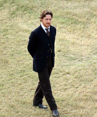 James McAvoy in The Conspirator