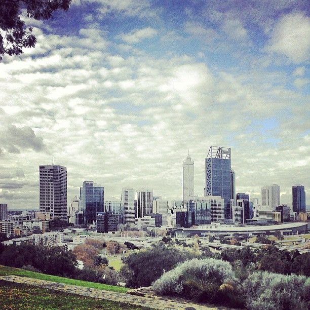 Perth à Western Australia