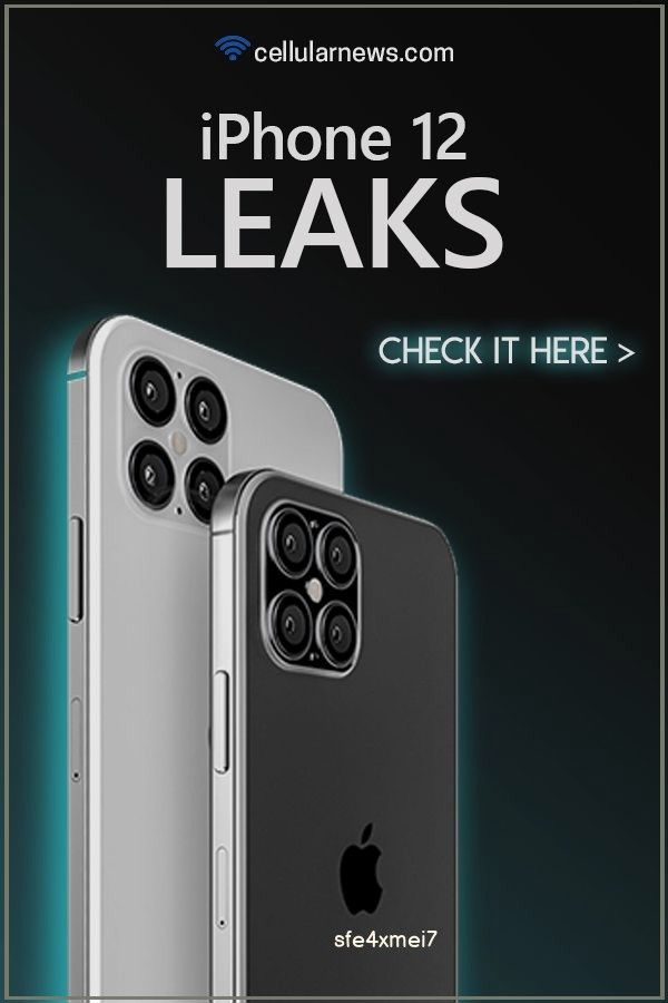 Iphone 12 Leaks And Story Updates In 2020 Iphone Latest Iphone Apple Phone Case