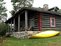 Brent Ranger Cabin, Algonquin Park: book this for next October!