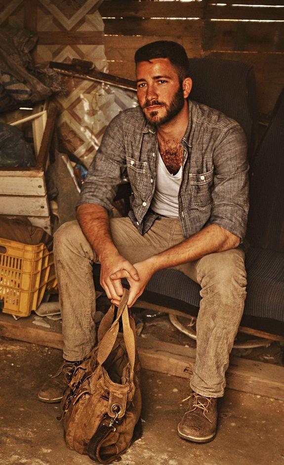 Six selfies: Clarks Desert Mali boot edition.| Indiana Josh