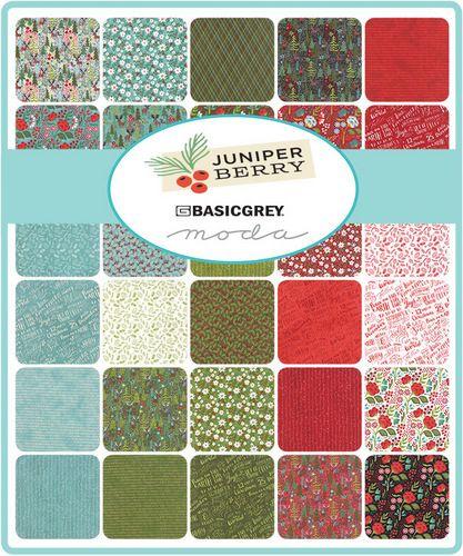 Juniper Berry - Charm Pack