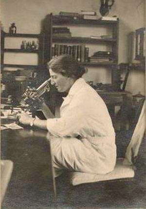 Lucy Wills descubrió el hoy imprescindible ácido fólico, ingrediente nutricional para curar y prevenir la anemia macrocítica en el embarazo.