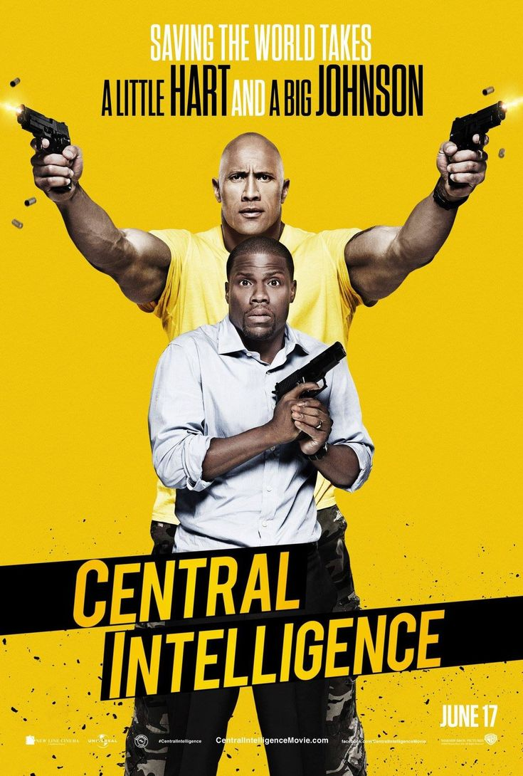 Central Intelligence - After he reunites with an old school pal through Facebook, a mild-mannered accountant is lured into the world of international espionage.