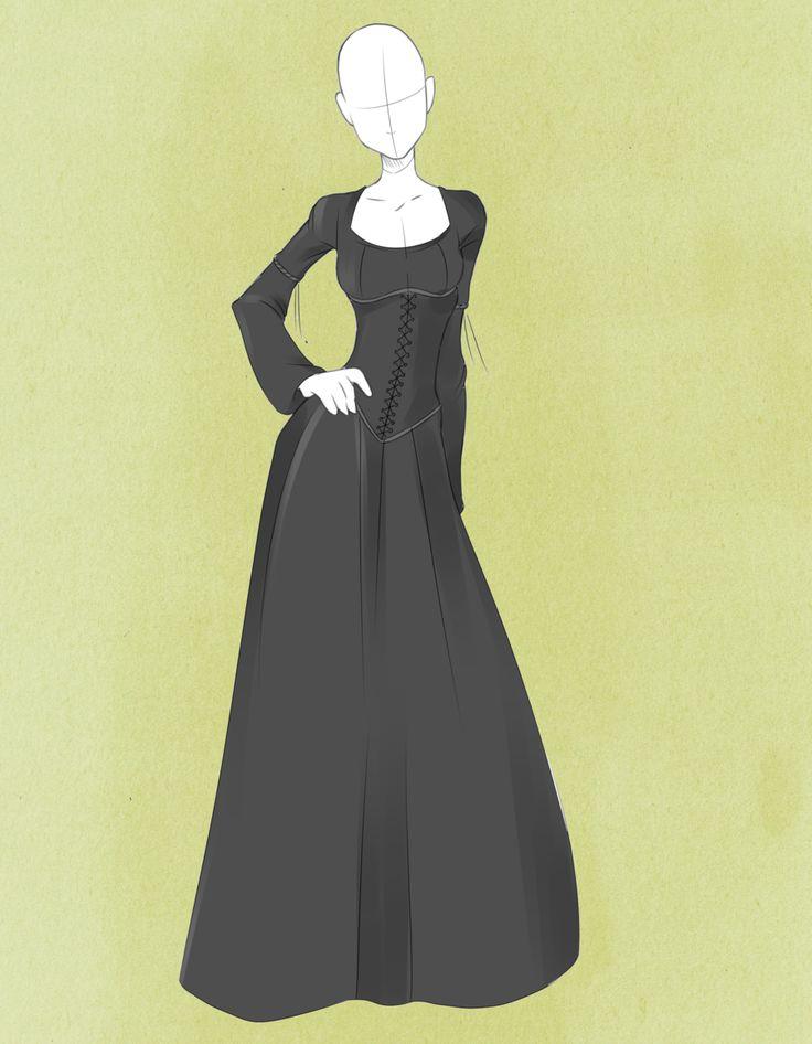 :: Commission Outfit April 17 :: by VioletKy.deviantart.com on @deviantART