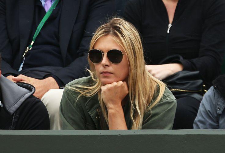 Maria Sharapova, dating Grigor Dimitrov