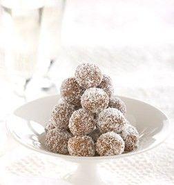 Chocolate Balls | 4 Ingredients