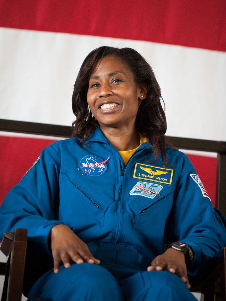 stephanie wilson astronaut - photo #6