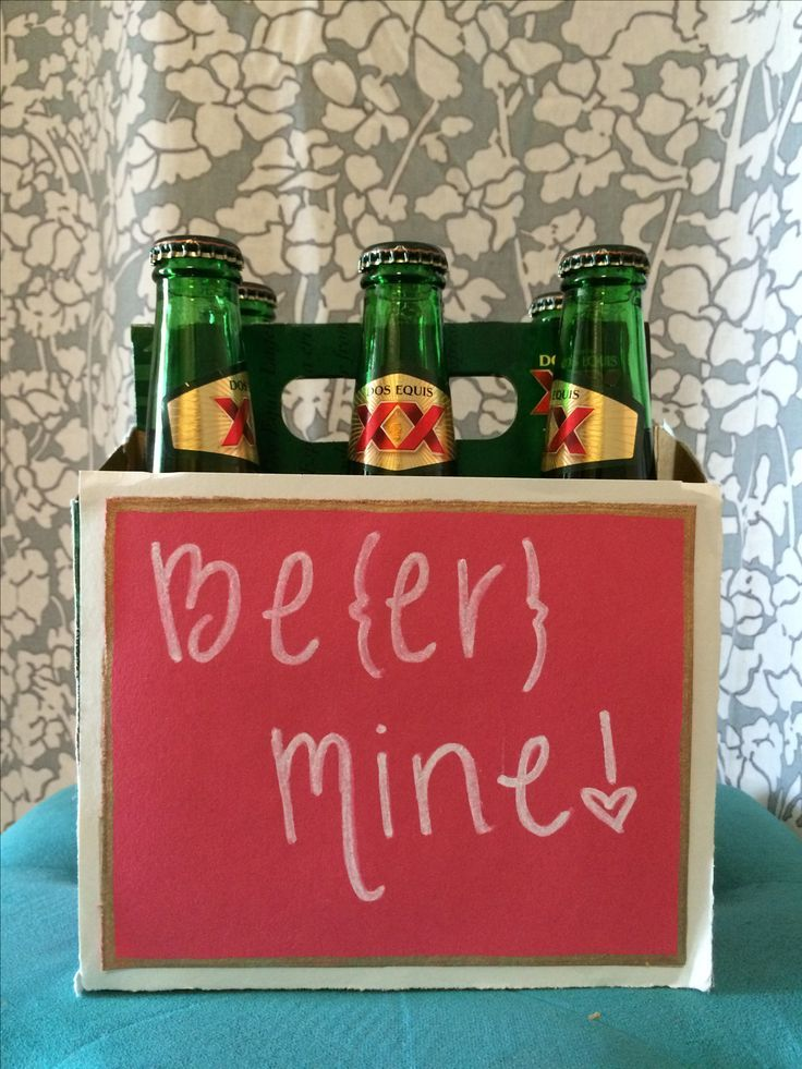 Diy Valentine S Gift For Him Valentine S Day Pinterest