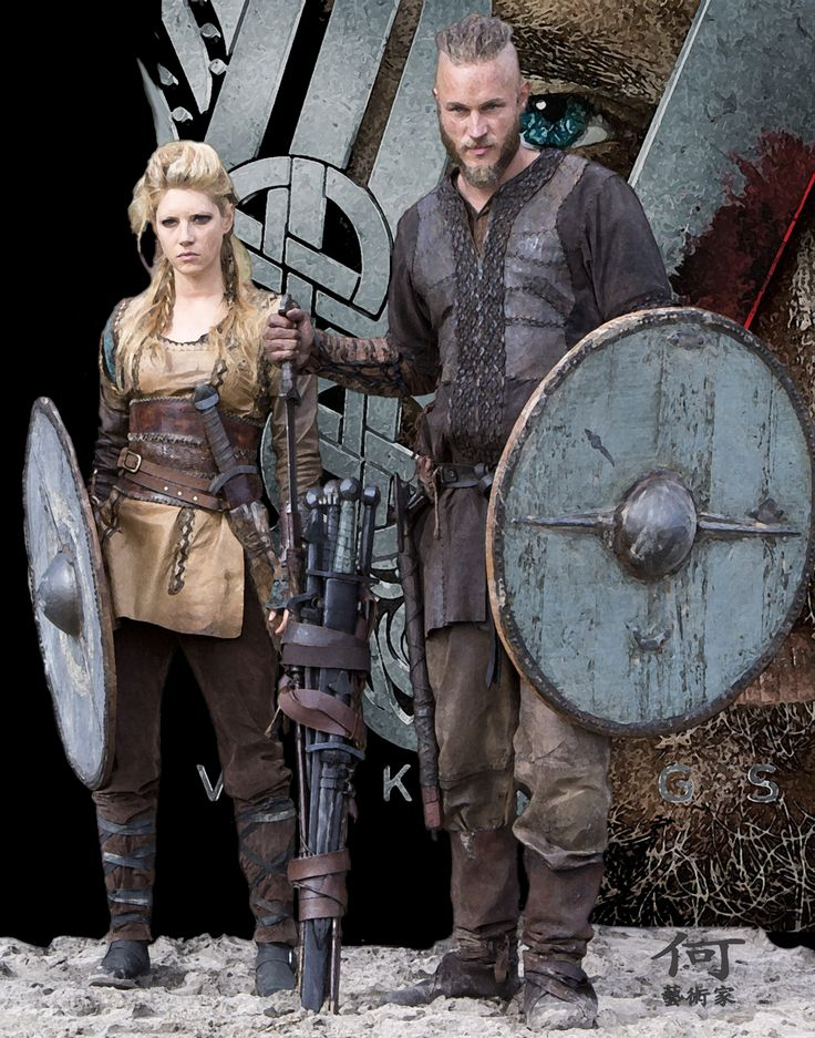 17 best images about viking halloween costume ideas on for Tv show with tattooed woman