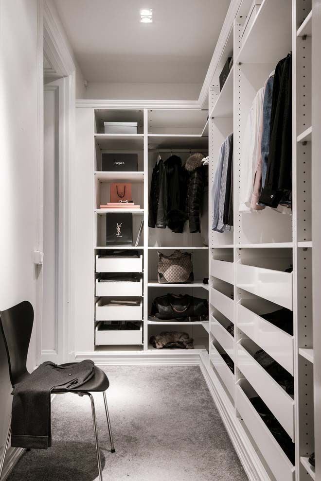 13 Fotos de modelos de closets