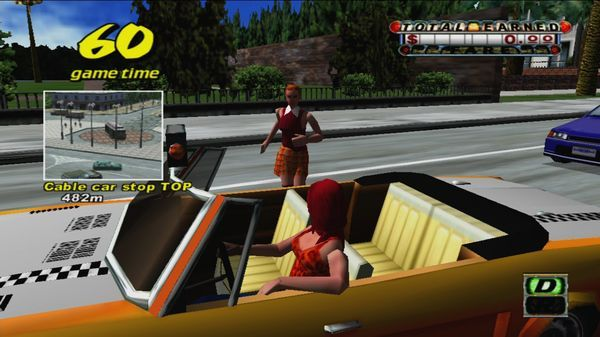 Crazy Taxi on Steam