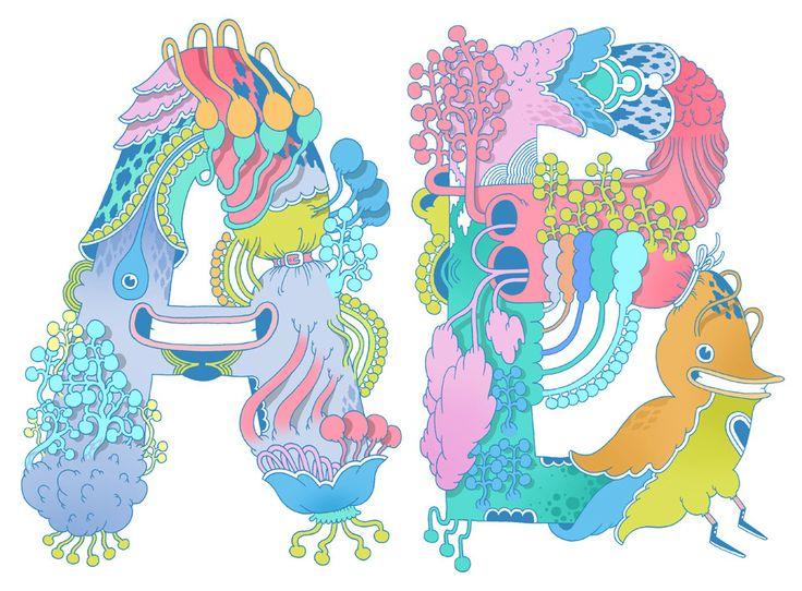 Kristina Collantes: Design Kristina, Kristina Collantes, Designer, Design Living, Usa, T Shirts Design, Types Illustrations