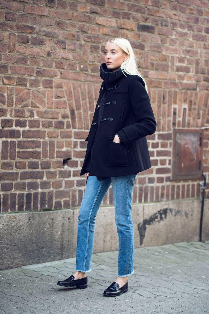 nice С чем носить лоферы женские? (50 фото) — Модные идеи 2016-2017 Читай больше http://avrorra.com/s-chem-nosit-lofery-zhenskie-foto/