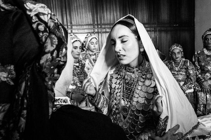 Traditional wedding in Olympos Karpathos. Photo by George Tatakis. www.pculiar.com