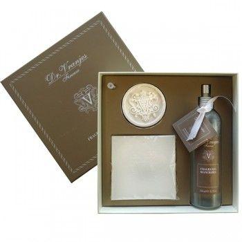 Dr. Vranjes - Fragranza Biancheria - Ginger e Lime - Linen Fragrance Set