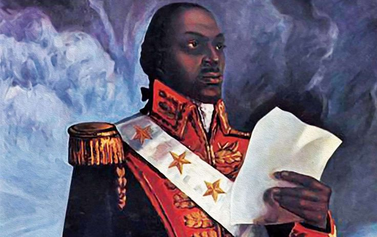 Haiti's Jacobin A new biography explores the mysterious life and times of Toussaint Louverture.