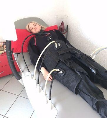 Dank der HYPOXI-Methode® fühlen sich die Beine nicht mehr  so schwer an und auch die Schmerzen sind weniger geworden... ganzer Artikel: www.lipoedem-blog.de