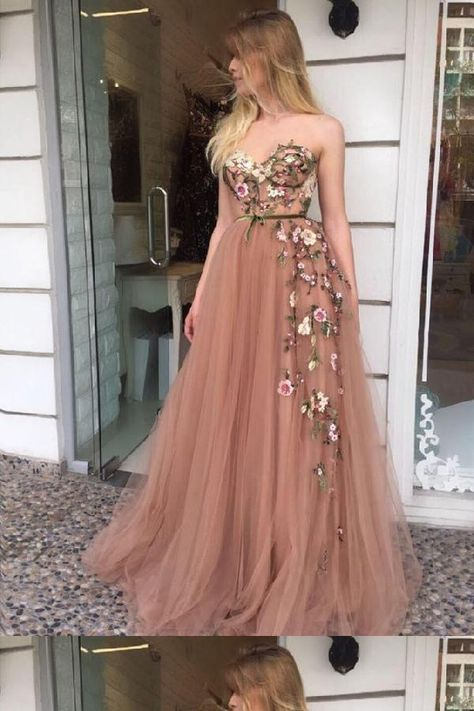 Customized Admirable Champagne Prom Dresses Prom Dresses 2018 A