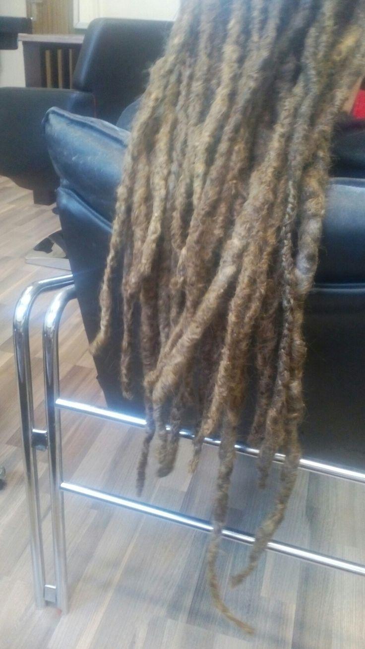 Old Long dreads - repair