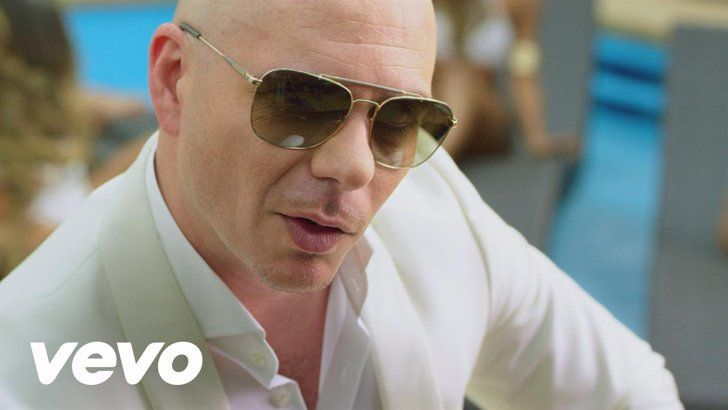 """Pin for Later: The Sexiest Music Videos of 2016 Are Setting Our Computers Aflame """"Freedom,"""" Pitbull"""